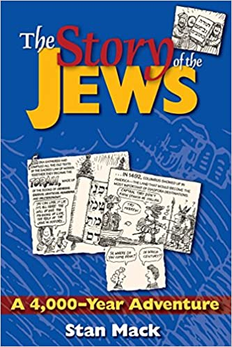 Story of the Jews: A 4000 Year Adventure
