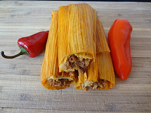 Big Tex Tamales - 8 Pack (Pork Tamales)