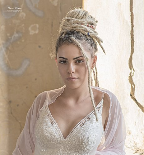 7b9e97dd77 Amazon.com: Blush Bridal Bolero. Convertible Loop Shawl. Wear As A Shawl,  Shrug, Crisscross Or Infinity Scarf. Sheer Cover Up.: Handmade