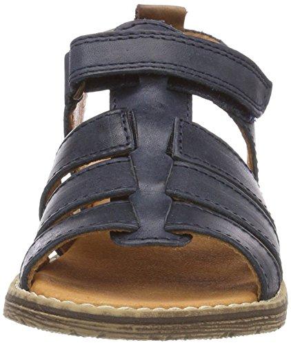 Froddo Children Sandal G3150103, Sandalias Para Niños Azul (Dark Blue)