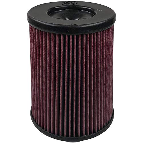 S&B Filters KF-1060 Cold Air Intake Replacement Filter (Cotton Cleanable) for 75-5069 (75 Filtration)