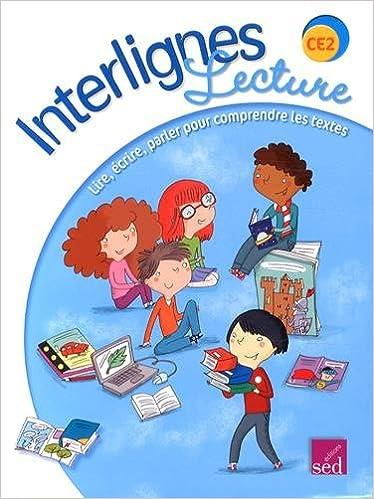Téléchargement de livres en ligne Interlignes Lecture CE2 by Catherine Castera FB2