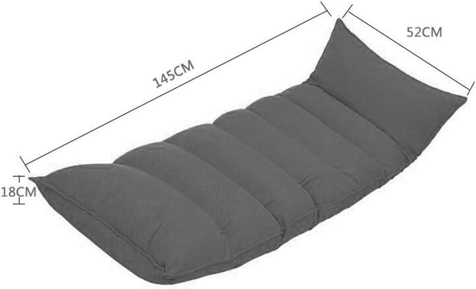 Canapé paresseux Dortoir simple Chaise étudiante Chaise pliante Chaise de lit Balcon Loisirs Piazza Loungers CivilWeaEU