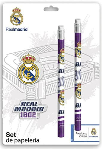 /Set 2/matite e 2/gomme CYP Imports gs-411-rm Real Madrid/