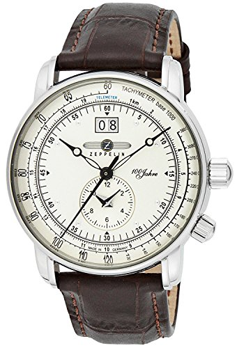 ZEPPELIN watch Special Edition 100 Years Zeppelin Ivory 76,401 Men's [regular imported goods]