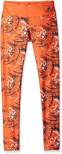 FOCO Cleveland Browns Thematic Print Legging Small by FOCO