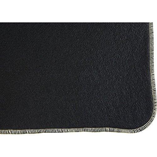 Klutch Carbon Felt Welding Blanket — 18in. x 18in. Size