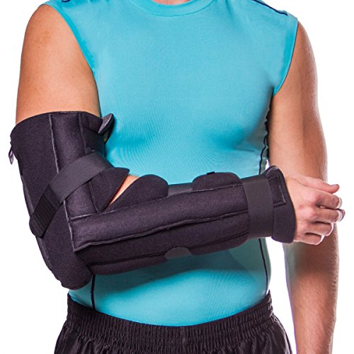 Splint Removable (Elbow / Forearm Post-Surgery Immobilizer & Fracture Splint-L/XL)