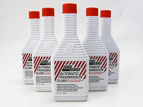 LUBEGARD Lube Gard Automatic Transmission Flush ATF 6 pack by Lubegard