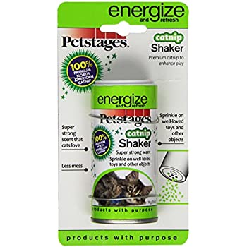 Petstages 721 Catnip Shaker for Cats