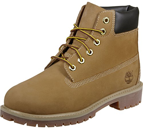 6 Timberland Enfant Bottes Waterproof Premium In Marron Mixte UwxwRSdCq