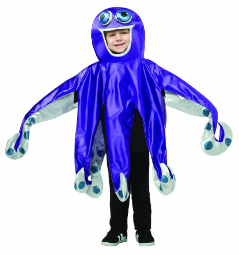 [Rasta Imposta Baby's Octopus, Purple/Gray, 3T-4T] (Rasta Baby Costume)