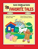 Early Childhood Units for Favorite Tales, Keith Vasconcelles, 1557342040