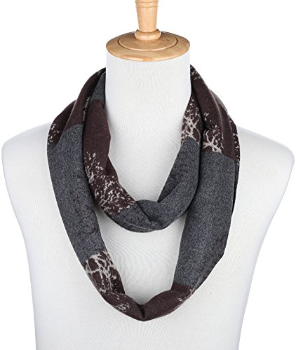 Gallery Seven Winter Scarfs for Women - Fashion Womens Winter Scarves - Elegant Gift Wrapped - Smoky Forest by Gallery Seven (Image #6)