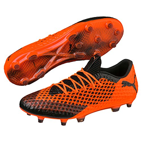 Foot Orange Noir Low Netfit Black 1 AG de FG 2 Future Crampons wvTzq8vc