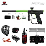 MAddog Proto Rize MaXXed Elite HPA Paintball Gun Package – Black/Lime Review
