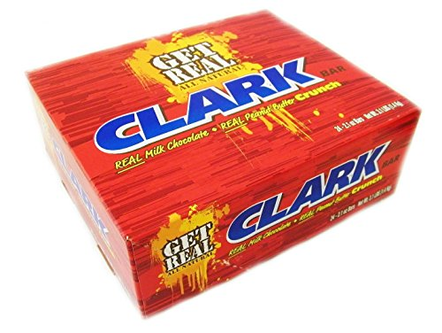 Clark Candy Bar (Pack of 24) (Candy Clark)