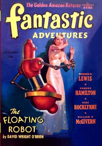 Fantastic Adventures: January 1941