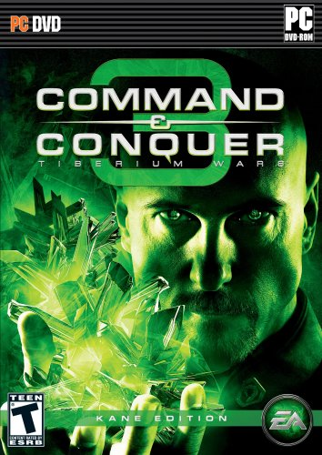 Command & Conquer 3: Tiberium Wars - Kane Edition - PC (Command And Conquer 3 Tiberium Wars Kane Edition)
