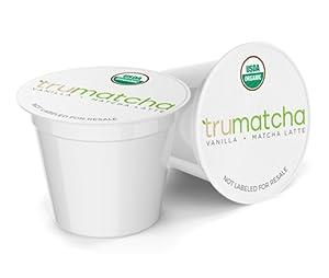 Organic Matcha Green Tea K Cups