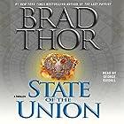 State of the Union Hörbuch von Brad Thor Gesprochen von: George Guidall