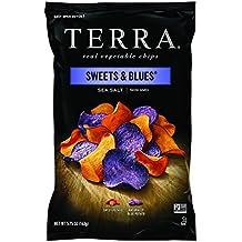 Terra Sweets & Blues, Sea Salt,5.75 oz, 12 Count