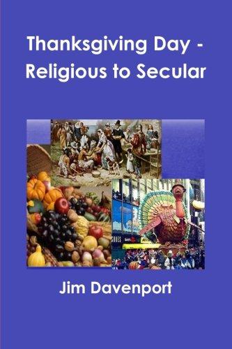 Thanksgiving Day Religious Jim Davenport product image