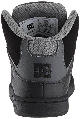 Grey Black Boys Grey DC Size Rebound Shoes qgIxnwnPtd