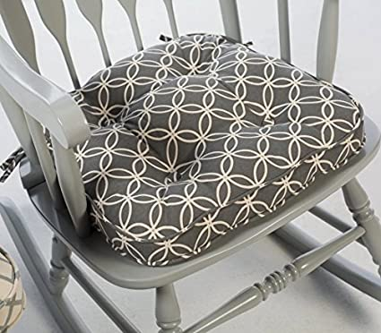 Amazoncom Home Improvements Indoor Dining Chair Cushion Rocking