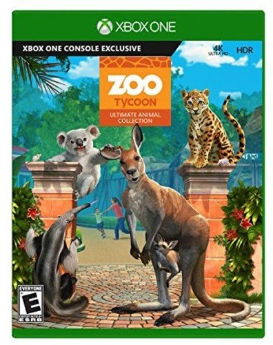 Zoo Tycoon: Ultimate Animal Collection - Xbox One by Microsoft