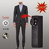 Jk Spy Button Camera Dvr Audio Video Camcorder