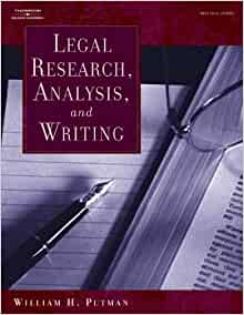 legal writing books Books shelved as legal-writing: legal writing in plain english: a text with exercises by bryan a garner, making your case: the art of persuading judges.