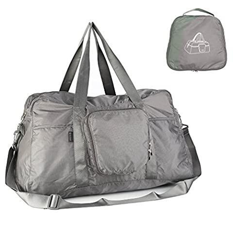 Oleader 40L Foldable Travel Duffel Bag Lightweight