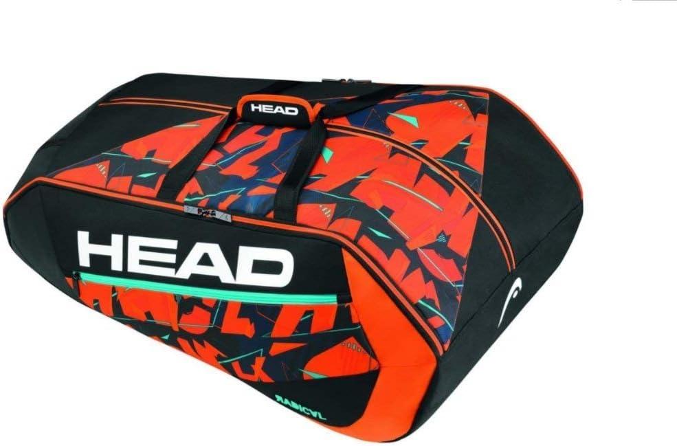 Head Funda para Raqueta Radical 12R Monstercombi, Color Naranja ...