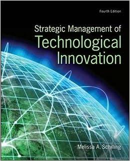 Strategic Management Of Technological Innovation - Livro ...