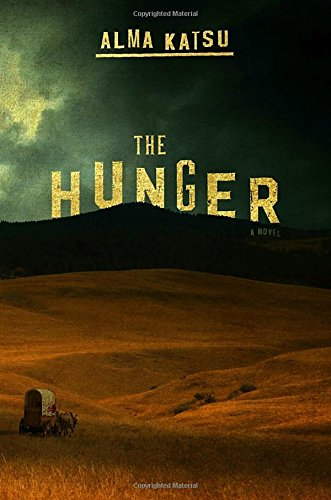 Book cover from The Hunger by Alma Katsu