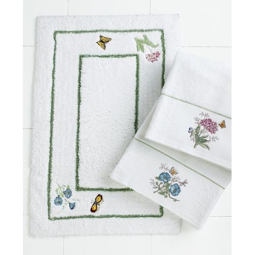Lenox Butterfly Meadow Bath Rug