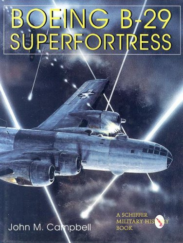 Boeing B-29 Superfortress : American Bomber Aircraft in World War II Vol. II ()
