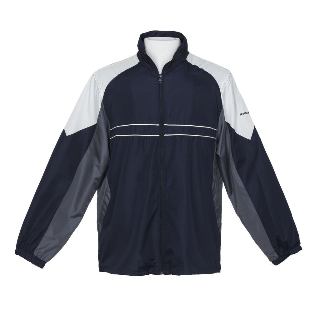 Nice Reebok Men's Performance Front Hand Pockets Jacket hot sale