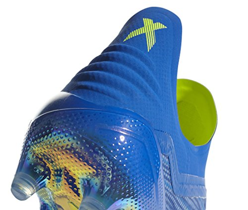 syello Fooblu syello Blu Uomo X Calcio Adidas 18 Da cblack fooblu cblack Fg Scarpe zqP6w