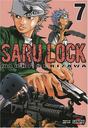 Saru Lock, Tome 7 (French Edition)