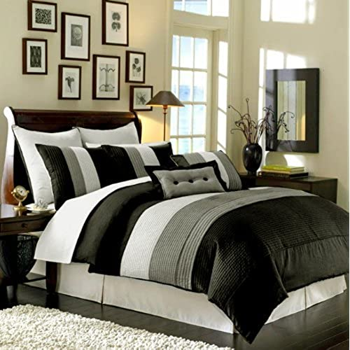 with king bed comforters maneiro sets comforter curtains bedroom college queen master size full and drapes of matching club