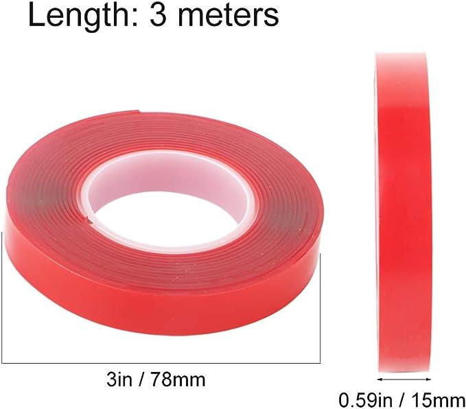 Tesa nastro diapositive PE Trasparente Resistente Nastro Adesivo Riparazione Fai Da Te Accessori