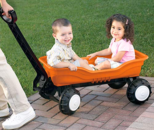 American Plastic Toy Runabout Wagon