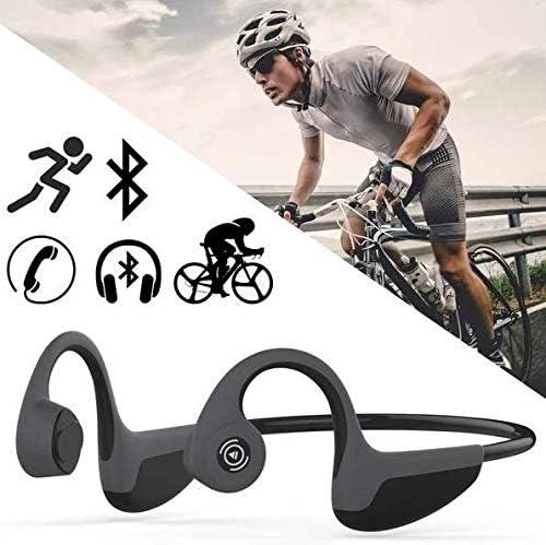 SEWOBYE Auriculares Conduccion Osea con Bluetooth https://amzn.to/37a3aef