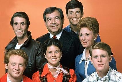 Tom Bosley, Ron Howard, Erin Moran, Don Most, Marion Ross ...