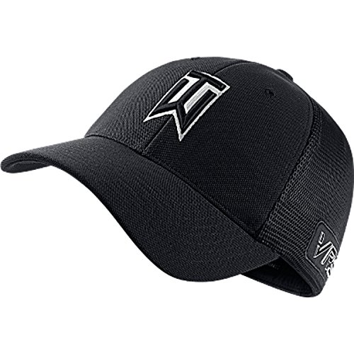 Nike Men's Tiger Woods Tour Legacy Mesh Hat, Black, Small/Medium