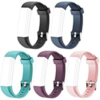 LETSCOM Replacement Bands for Fitness Tracker ID115U or...