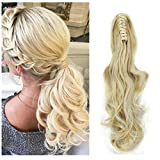 FUT Womens Claw Ponytail Clip in Hair Extensions - Best Reviews Guide