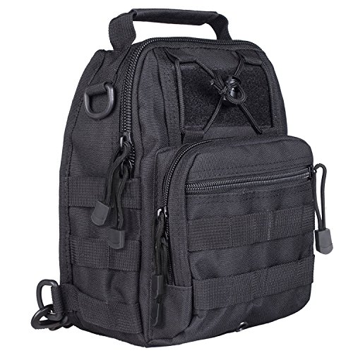 b Strap Lightweight Green Tactical Backpack A Molle black Sling army Assault One G4free Small qzH4XpXw
